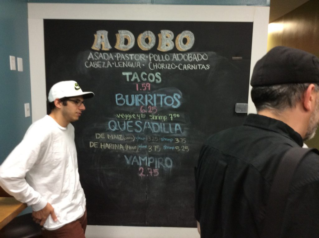 Adobo Taco Grill